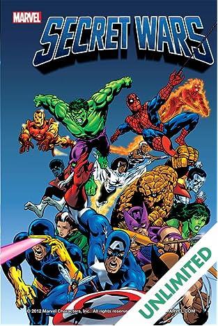 Marvel Super Heroes Secret Wars