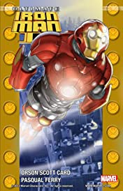 Ultimate Iron Man Tome 2