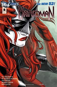 Batwoman (2011-2015) #6
