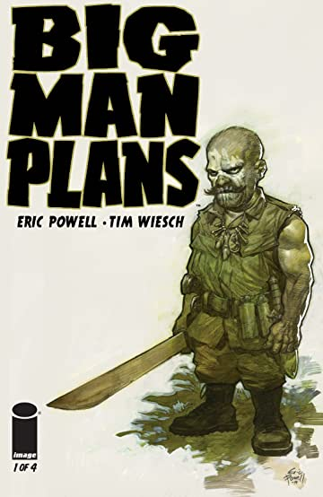 Big Man Plans #1 (of 4)