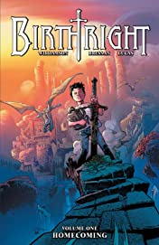 Birthright Vol. 1: Homecoming