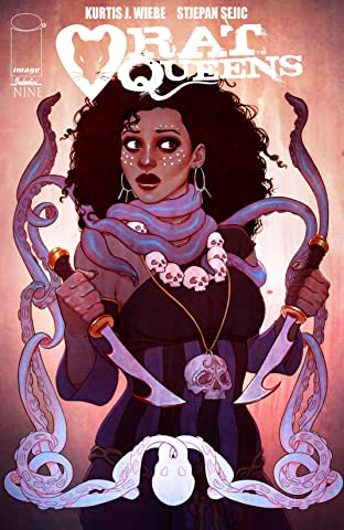 Rat Queens No.9