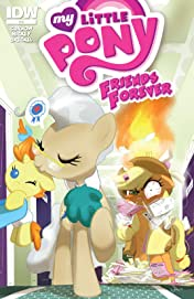 My Little Pony: Friends Forever #15