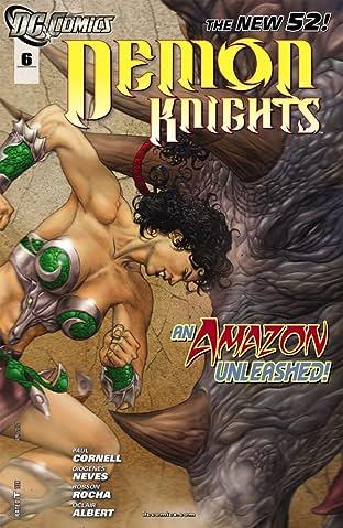 Demon Knights vol. 1 (2011-2013) DEC110255_2._SX312_QL80_TTD_