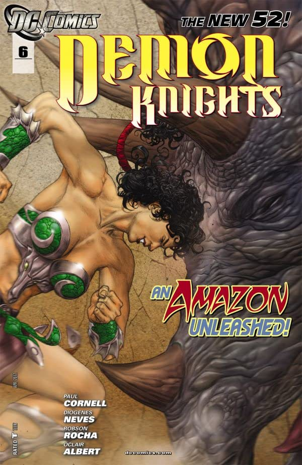 Demon Knights (2011-2013) #6