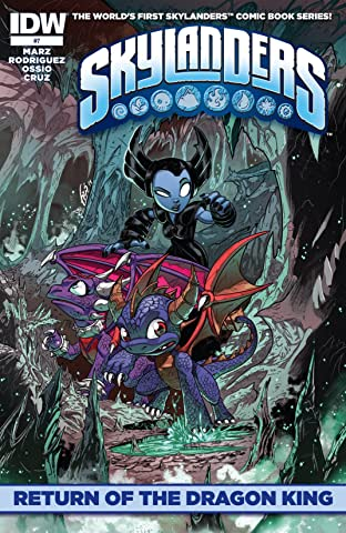 Skylanders #7: Return of the Dragon King Part 1