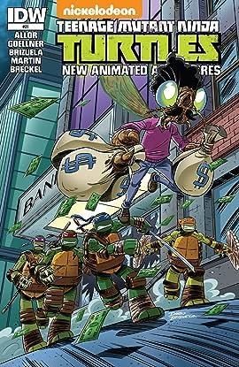 Teenage Mutant Ninja Turtles: New Animated Adventures #21