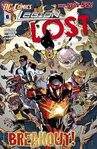 Legion Lost (2011-2013) #6