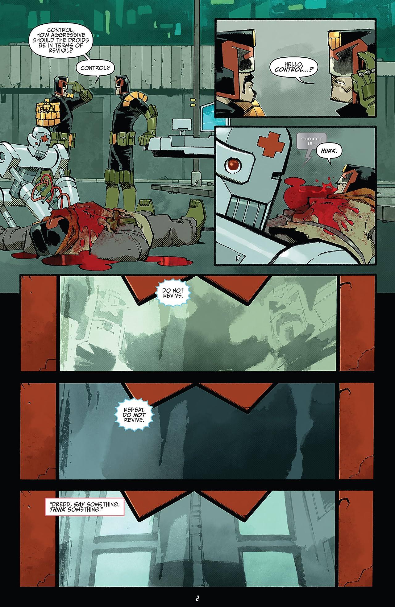 Judge Dredd #28