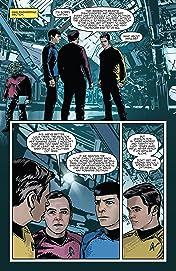 Star Trek (2011-2016) #43: Five-Year Mission