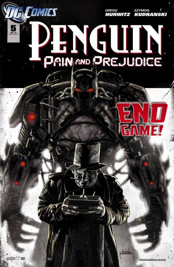 Penguin: Pain & Prejudice (2011) #5 (of 5)