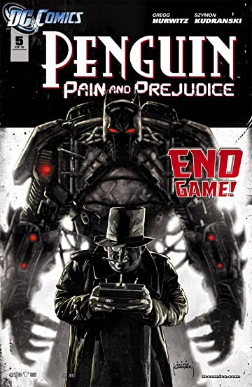 Penguin: Pain & Prejudice (2011) #5 (of 5)