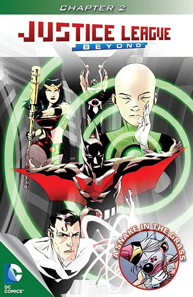 Justice League Beyond (2012-2013) #2