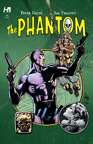 The Phantom (2014-) #2