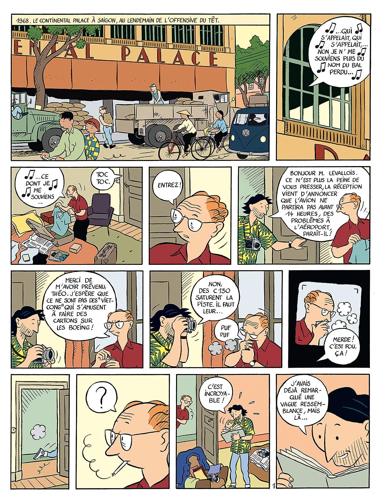 Victor Levallois Vol. 1: Trafic en Indochine