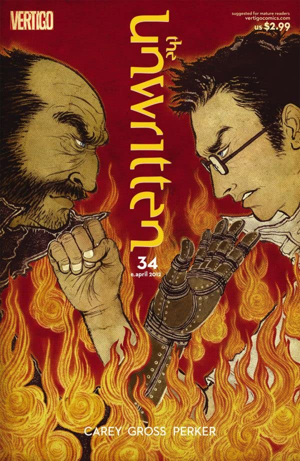 The Unwritten #34