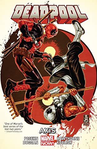 Deadpool Tome 7: AXIS