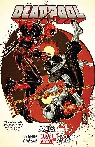 Deadpool Vol. 7: AXIS