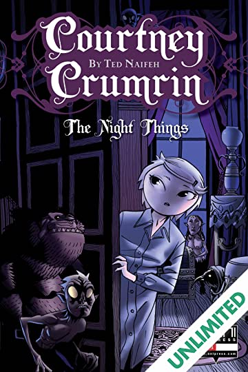 Courtney Crumrin and The Night Things #1 (of 4)