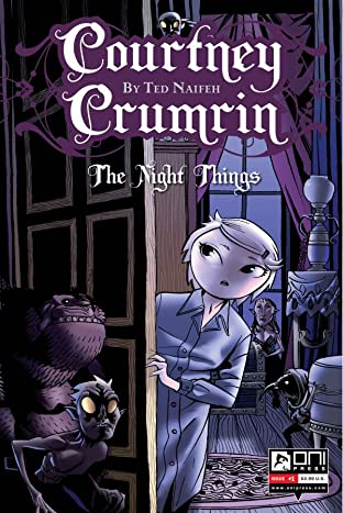 Courtney Crumrin and The Night Things No.1 (sur 4)