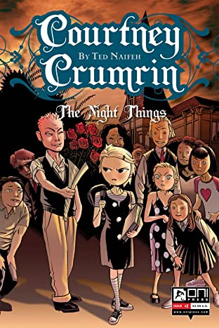 Courtney Crumrin and The Night Things No.2 (sur 4)