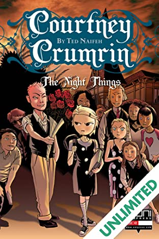 Courtney Crumrin and The Night Things #2 (of 4)