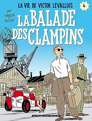 Victor Levallois Vol. 4: La balade des clampins