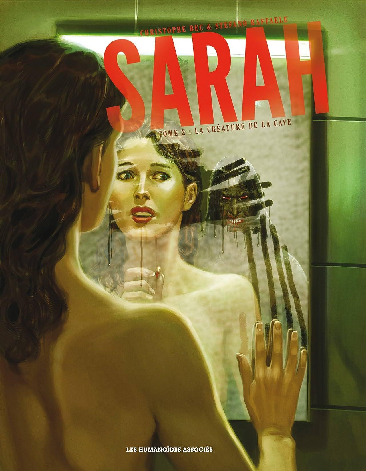 Sarah Vol. 2: La Créature de la cave