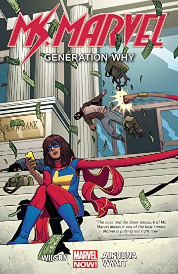 Ms. Marvel Vol. 2: Generation Why