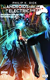 Do Androids Dream of Electric Sheep? #1 (of 24)