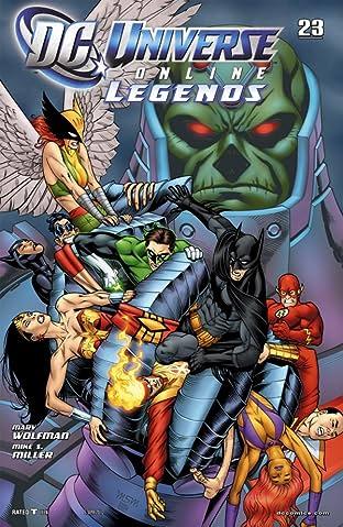 DC Universe Online Legends #23