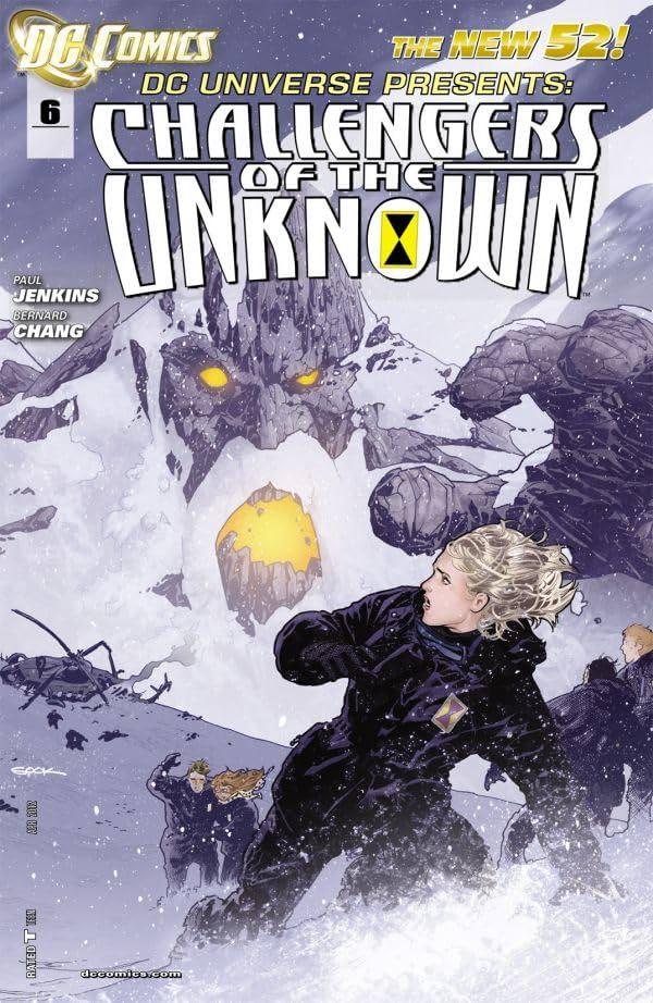 DC Universe Presents (2011-2013) #6