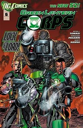 Green Lantern Corps (2011-2015) #6