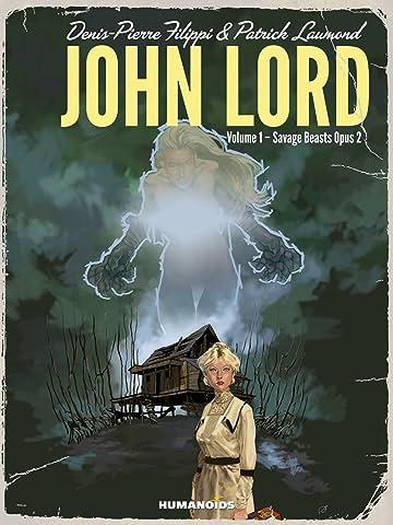 John Lord Vol. 2: Savage Beasts Opus 2