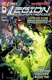 Legion of Super-Heroes (2011-2013) #6