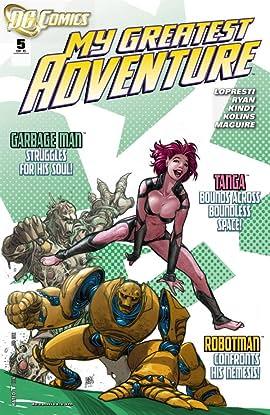My Greatest Adventure (2011-2012) #5 (of 6)