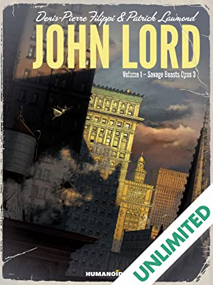 John Lord Vol. 3: Savage Beasts Opus 3