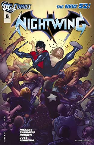 Nightwing (2011-2014) No.6