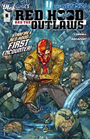 Red Hood and the Outlaws (2011-2015) #6