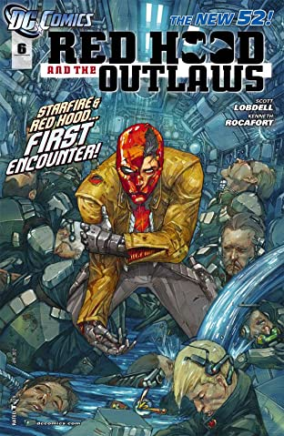 Red Hood and the Outlaws (2011-2015) No.6