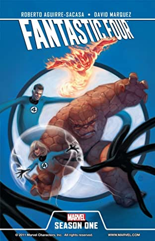 Fantastic Four Season One