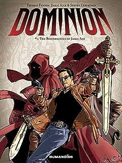 Dominion Tome 1: The Resurrection of Jason Ash