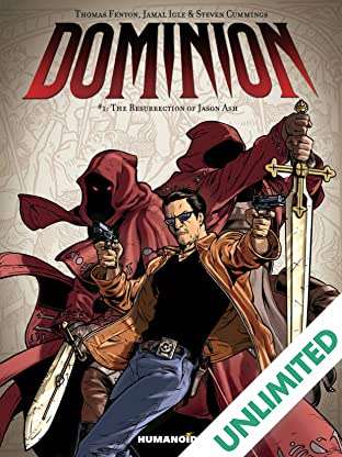 Dominion Vol. 1: The Resurrection of Jason Ash