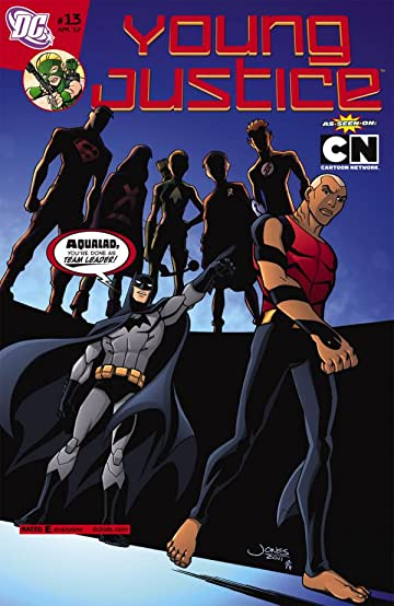 Young Justice (2011-2013) #13