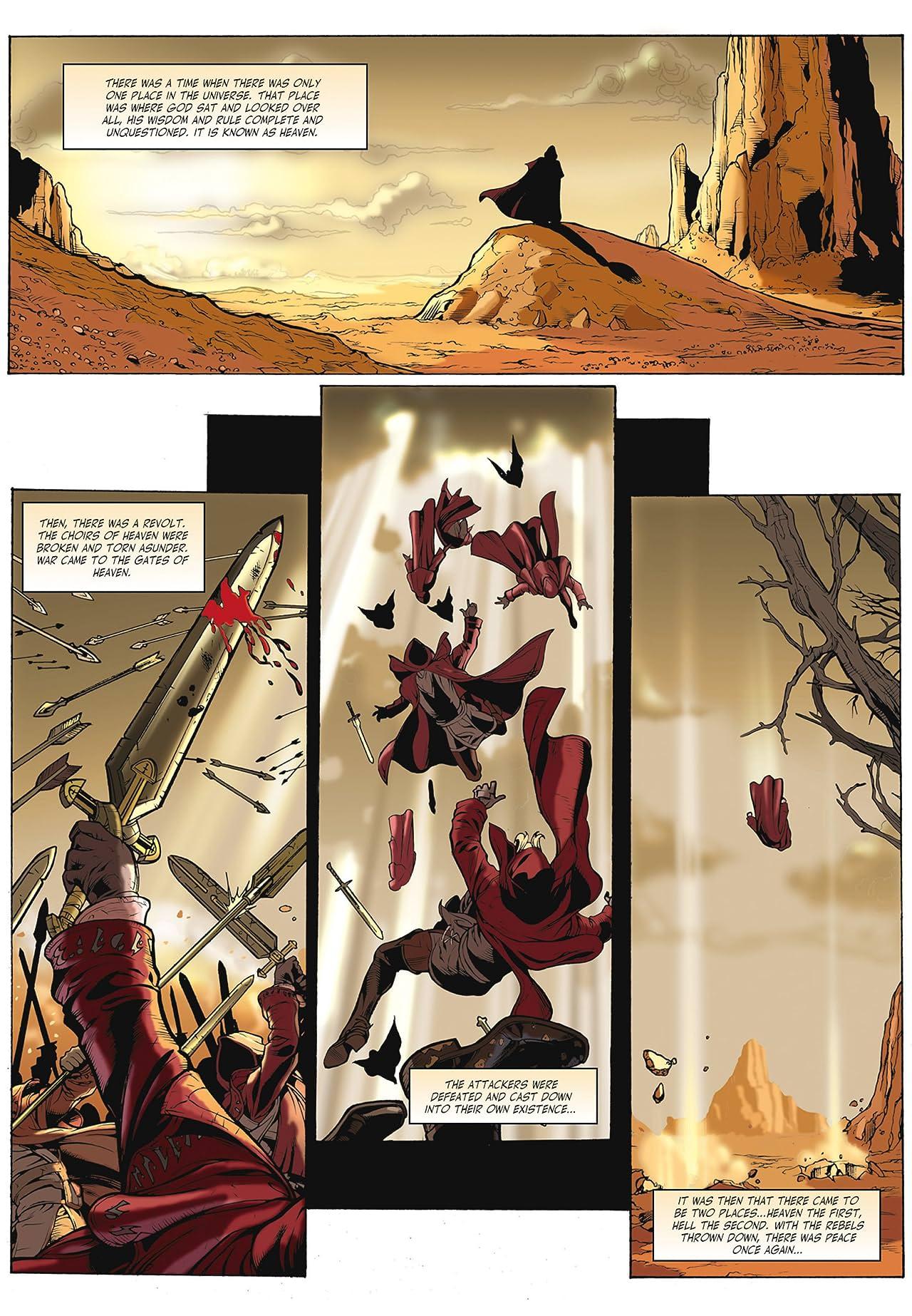 Dominion Vol. 2: The Sandman