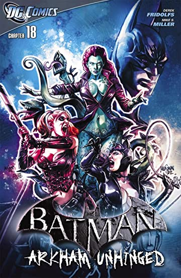 Batman: Arkham Unhinged #18