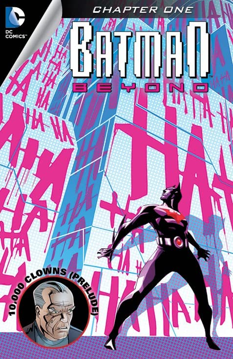 Batman Beyond (2012-2013) #1
