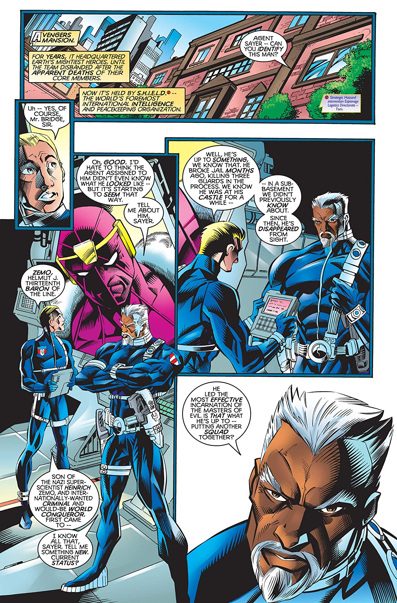 Thunderbolts Classic Tome 2