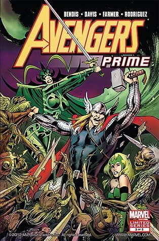 Avengers Prime #3 (of 5)