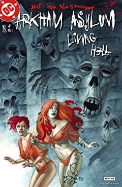 Arkham Asylum: Living Hell #5 (of 6)